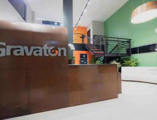 Gravaton Produtora de Vídeo lança seu novo site