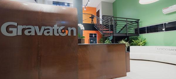 Gravaton lança seu novo site | Gravaton