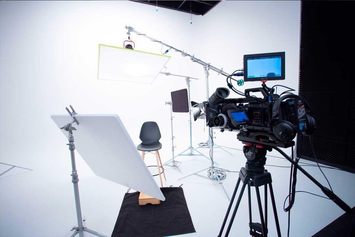 Estúdio para Locação | Gravaton Produtora de Vídeo
