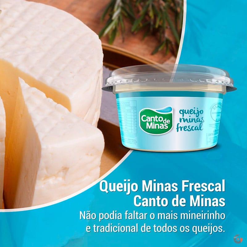 Canto de Minas - Queijo Frescal | Gravaton