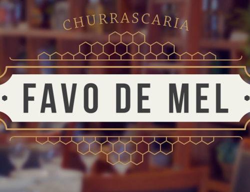 Churrascaria Favo de Mel 15″
