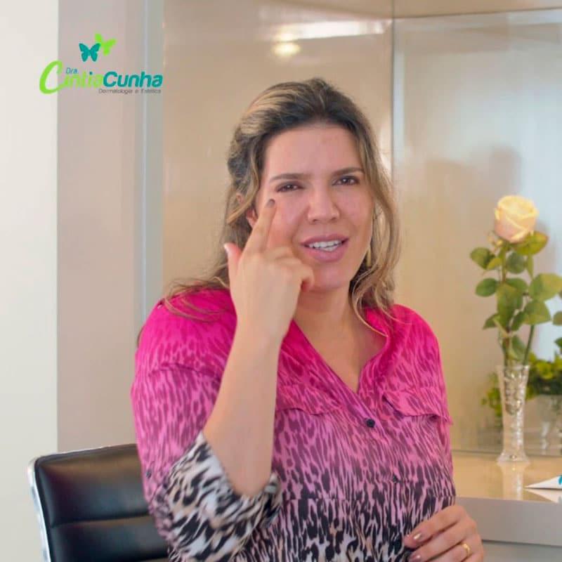 Dra. Cintia Cunha - Você Comigo Jan 19   Gravaton