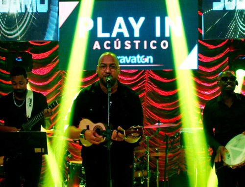 Acústico Play-in – Sudário