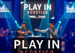 Play in - Acústico Théo e Gustavo | Gravaton
