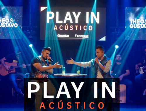 Play in – Acústico Théo e Gustavo